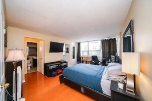 Bright Unit In An Incredible Location & At An Affordable Price.