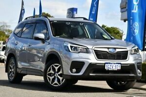 2020 Subaru Forester S5 MY20 2.5i-L CVT AWD Ice Silver 7 Speed Constant Variable Wagon Melville Melville Area Preview