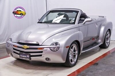 2005 Chevrolet SSR, Ricochet Silver Metallic with 41675 Miles available now!