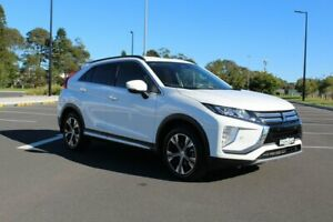 2017 Mitsubishi Eclipse Cross YA MY18 LS 2WD White 8 Speed Constant Variable Wagon Port Macquarie Port Macquarie City Preview
