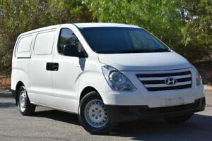 2017 Hyundai iLOAD TQ3-V Series II MY17 White 6 Speed Manual Van St Marys Mitcham Area Preview