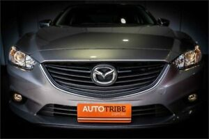 2014 Mazda 6 6C Sport Grey 6 Speed Automatic Sedan West Perth Perth City Area Preview