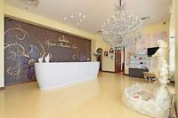 Clean and bright SPA have few rooms for rent