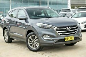 2018 Hyundai Tucson TL2 MY18 Active 2WD Pepper Gray 6 Speed Sports Automatic Wagon Castle Hill The Hills District Preview
