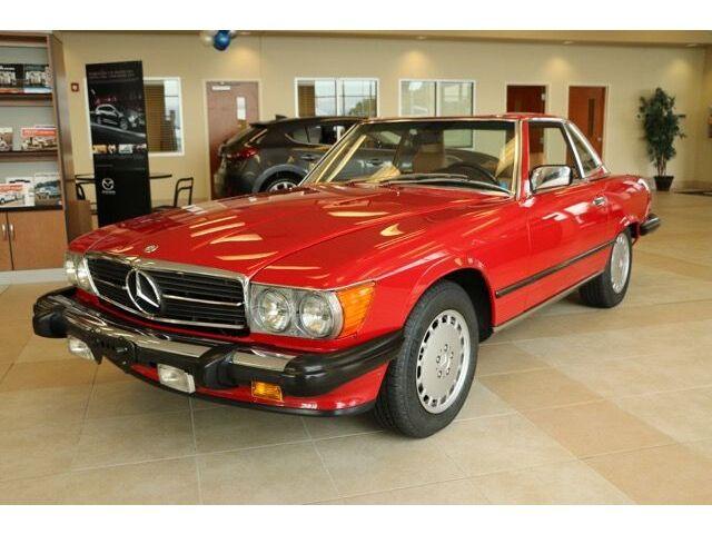 Image 1 of Mercedes-Benz: 500-Series…