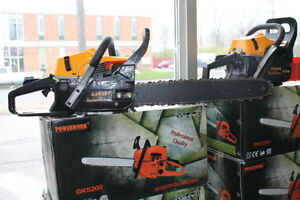 NEW! Gas Chainsaws starting at $99 - ALL SIZES IN STOCK Sarnia Sarnia Area image 2