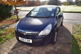 Vauxhall Corsa Ecoflex - 1 owner only 28000 miles