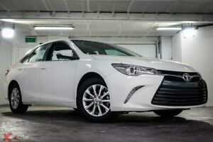2017 Toyota Camry ASV50R Altise White 6 Speed Sports Automatic Sedan Ryde Ryde Area Preview