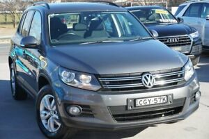 2012 Volkswagen Tiguan 5N MY12.5 103TDI 4MOTION Grey 6 Speed Manual Wagon Pearce Woden Valley Preview
