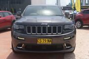 2014 Jeep Grand Cherokee WK MY2014 SRT Grey 8 Speed Sports Automatic Wagon Southport Gold Coast City Preview