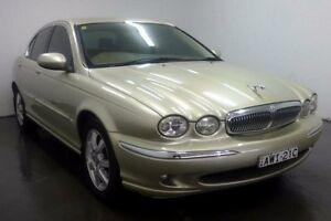 2005 Jaguar X-Type X400 SE Gold Automatic Sedan Cabramatta Fairfield Area Preview