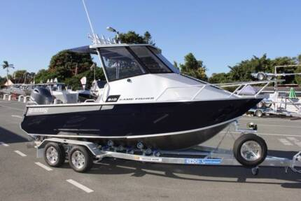 2015 Surtees 610 Gamefisher + Yamaha F130 130hp 4-Stroke - New! Boondall Brisbane North East Preview