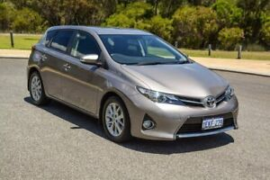 2013 Toyota Corolla ZRE182R Ascent Sport S-CVT Bronze 7 Speed Constant Variable Hatchback Cannington Canning Area Preview