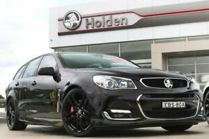 2016 Holden Commodore VF II MY16 SS V Sportwagon Redline Black 6 Speed Sports Automatic Wagon Liverpool Liverpool Area Preview