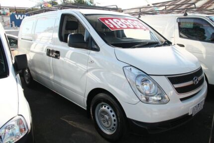 2010 Hyundai iLOAD TQ White 5 Speed Automatic Van