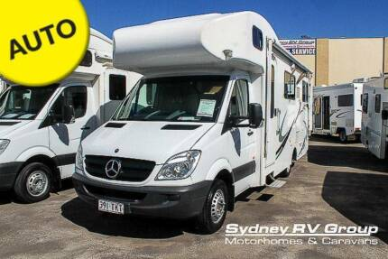 U3725 Mercedes Sprinter Talvor 6 Berth Versatile&Spacious Layout! Penrith Penrith Area Preview