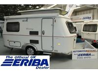 2014 Eriba Triton 420
