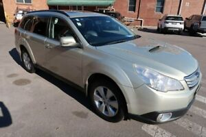 2010 Subaru Outback B5A MY10 2.0D AWD Premium Gold 6 Speed Manual Wagon Hamilton North Newcastle Area Preview