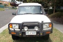 1997 Land Rover Discovery TDI (4x4) 5 Speed Manual 4x4 Wagon Hampton East Bayside Area Preview