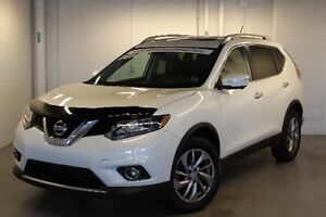 2014 NISSAN ROGUE 2.5L, 170HP, Xtronic CVT, REARIVEW MONITOR  AW