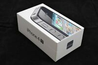 IPHONE 4S 16GB NEW/NEUF TELUS/KOODO/PUBLIC MOBILE.