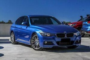 2013 BMW 328i F30 MY0813 M Sport Blue 8 Speed Sports Automatic Sedan Aspley Brisbane North East Preview