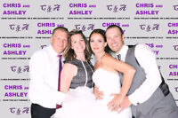 specialized photo booth for weddings - rated # 1 check us out!