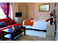 London holiday budget accommodation for short let. Hotel alternative close to Central London. (#HF)
