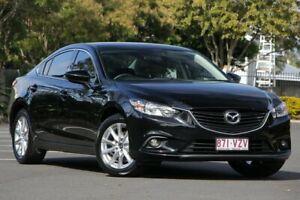 2015 Mazda 6 GJ1032 Sport SKYACTIV-Drive Black 6 Speed Sports Automatic Sedan Chermside Brisbane North East Preview