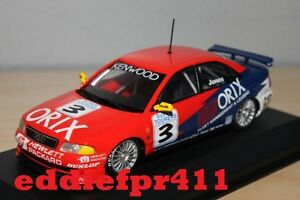 1-43-1996-AUDI-A4-QUATTRO-SEDAN-BRAD-JONES-AUSTRALIAN-SUPER-TOURING-SEASON-CAR