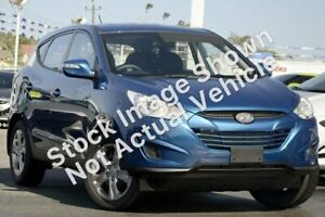 2012 Hyundai ix35 LM2 Active Blue 6 Speed Sports Automatic Wagon Condell Park Bankstown Area Preview