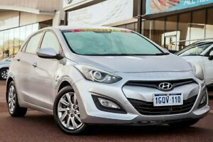 2013 Hyundai i30 GD Active Sleek Silver 6 Speed Sports Automatic Hatchback Wangara Wanneroo Area Preview