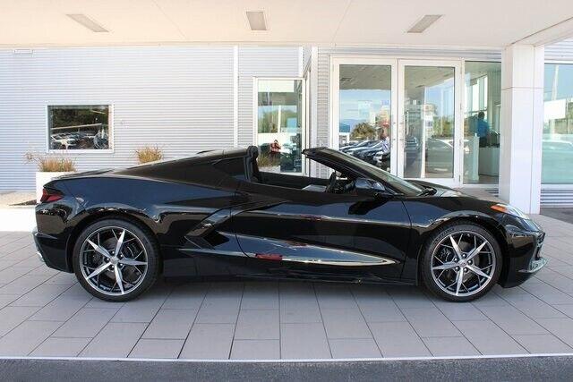 2020 Black Chevrolet Corvette Stingray  | C7 Corvette Photo 6
