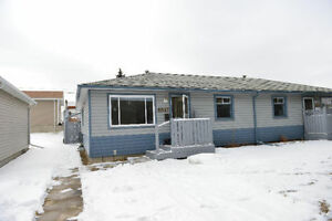 Nice newly renovated 2 bedroom duplex with huge private backyard