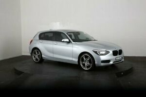 2014 BMW 116i F20 MY14 Silver 8 Speed Automatic Hatchback McGraths Hill Hawkesbury Area Preview