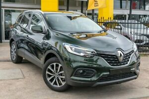 2019 Renault Kadjar XFE Zen EDC Green 7 Speed Sports Automatic Dual Clutch Wagon Bentleigh Glen Eira Area Preview