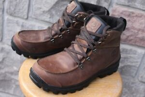 Timberland waterproof men's leather hiking Boots size US 11 or U