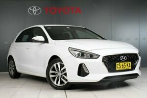 2018 Hyundai i30 PD2 MY19 Active 6 Speed Automatic Hatchback Glebe Inner Sydney Preview