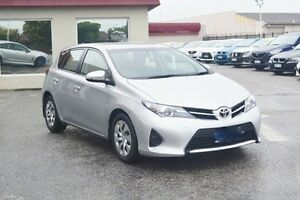 2015 Toyota Corolla ZRE182R Ascent S-CVT Silver 7 Speed Constant Variable Hatchback Bayswater Bayswater Area Preview