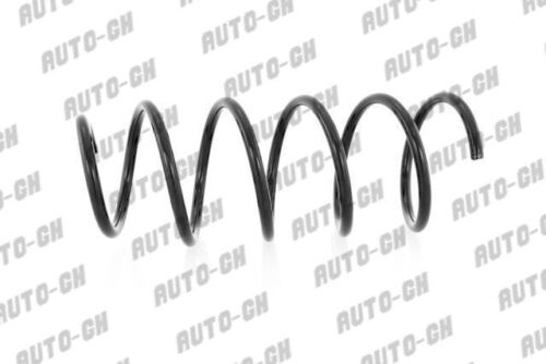 2 FRONT COIL SPRINGS FOR RENAULT CLIO II