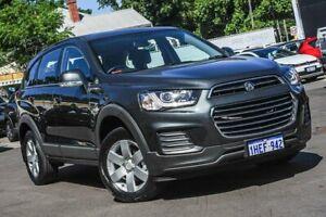 2016 Holden Captiva CG MY16 LS 2WD Grey 6 Speed Sports Automatic Wagon