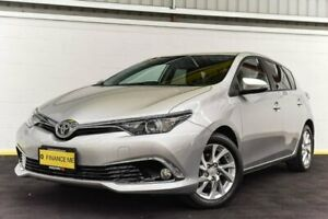 2017 Toyota Corolla ZRE182R Ascent Sport S-CVT Silver 7 Speed Constant Variable Hatchback Canning Vale Canning Area Preview