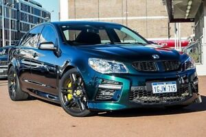 2014 Holden Special Vehicles GTS Gen-F MY14 Green 6 Speed Manual Sedan Fremantle Fremantle Area Preview