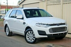 2016 Ford Territory SZ MkII TX Seq Sport Shift White 6 Speed Sports Automatic Wagon Glenelg Holdfast Bay Preview