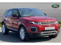 2015 Land Rover Range Rover Evoque 2.0 Td4 Se 5Dr Auto Hatchback Diesel Automati