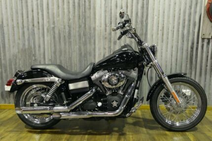 2007 Harley-Davidson FXDB Street Bob 1600CC Road 1584cc