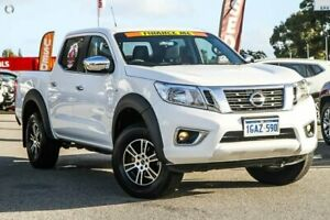 2016 Nissan Navara D23 RX White 7 Speed Sports Automatic Utility Cannington Canning Area Preview