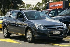 2009 Holden Astra AH MY09 CD Grey 4 Speed Automatic Wagon Ringwood East Maroondah Area Preview