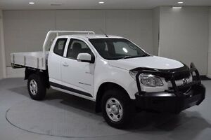 2013 Holden Colorado RG MY13 LX Space Cab White 6 Speed Sports Automatic Cab Chassis Invermay Launceston Area Preview