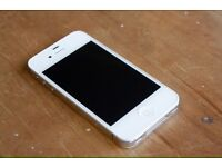 iPhone 4s White 8gb (text only please)